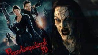 Boszorkányvadászok Teljes Film Magyarul  2019