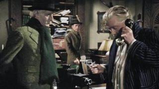 Sherlock Holmes és a titkos fegyver (1943) – teljes film magyarul