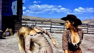 Petroleum Girls Western Film starring Brigitte Bardot