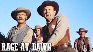 Rage at Dawn | CLASSIC WESTERN MOVIE | Full Length | Action | Cowboy Film | English | Drama